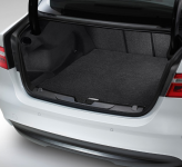 Коврик в багажник (велюровый) Jaguar T4N7147PVJ для Jaguar XE 2015 -