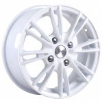 Диск колесный СКАД Пантера 5.5xR14 4x98 ET39 ЦО58.6 белый 1110023