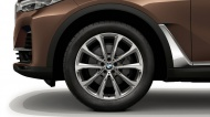 Зимнее колесо в сборе R21 Y-spoke 752 BMW 36112462586 для BMW X7 (2018 - 2019)
