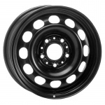 Диск колесный BANTAJ 6,5xR16 5x112 ET33 ЦО57,1 черный глянцевый BJ9922