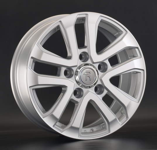 Диск колесный REPLAY TY236 8xR18 5x150 ET56 ЦО110,1 серебристый с полированной лицевой частью 041699-040724009