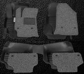 3D обшивка в салон (с волокнистыми ковриками VIP) Hyundai Tucson 2018 - 2019