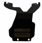 """Защита дифференциала """"Мотодор"""" 12201 для Subaru XV (2011 - 2017)"""