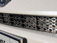 Решетка радиатора внутренняя (лист) ТСС TOYRAV15-01 для Toyota RAV4 2015-