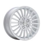 Диск колесный СКАД Веритас 5.5xR14 4x98 ET35 ЦО58.6 белый 1970023
