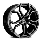 Диск колесный Fondmetal 9XR 10xR22 5x120 ET40 ЦО74,1 серый тёмный матовый 9XR J1022405120LTE1