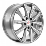 Диск колесный X'trike НF-611 10xR22 5x130 ET45 ДЦО71,6 серый 40153