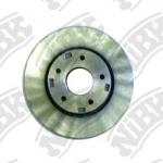 Диск тормозной задний NiBK RN1567 4615A125 Mitsubishi Outlander (3G) 2012-