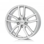 Диск колесный Rial Torino 8xR19 5x114,3 ET40 ЦО70,1 серебристый TOR80940B81-0