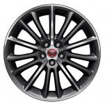"""Диск колесный R19 передний """"Radiance"""" (черный) Jaguar T4N1681 для Jaguar XE 2015 -"""