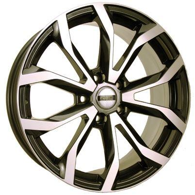 Диск колесный NEO 808 8xR18 5x114,3 ET40 ЦО67,1 серый N808-818-671-5x1143-40GRD