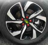 Колпачки (красные) для GAC Trumpchi GS5 2020-