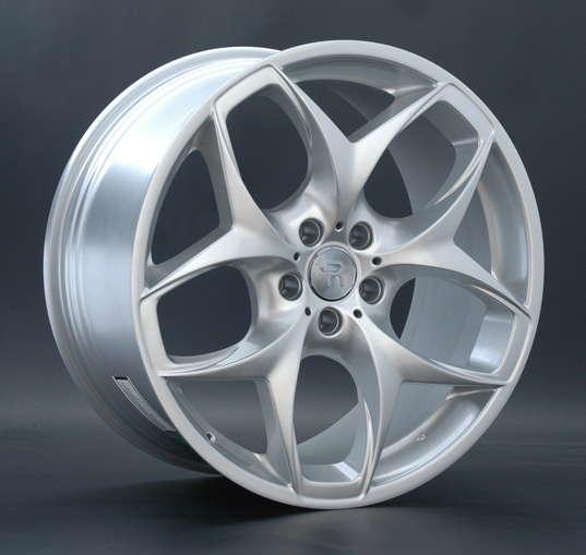 Диск колесный Replay B80 10xR21 5x120 ET40 ЦО74,1 серебристый 006316-050046005