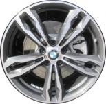 Диск колесный R19 Double-spoke 572 M 36107849120 для BMW X1 (F48) 2015-