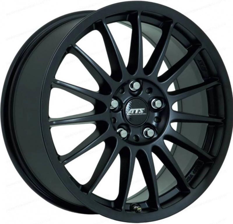 Диск колесный ATS StreetRallye 7,5xR18 4x108 ET22 ЦО65,1 черный матовый SY75822P24-5