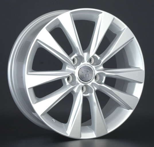 Диск колесный Replay TY122 7xR17 5x114,3 ET39 ЦО60,1 серебристый 022900-030125004