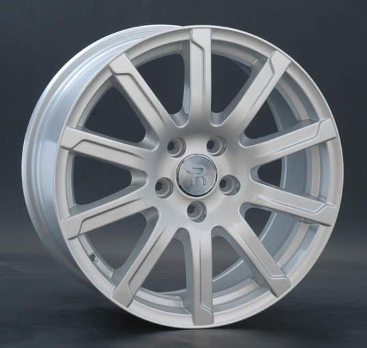 Диск колесный REPLAY A67 8xR17 5x112 ET39 ЦО66,6 серебристый 016618-040019006