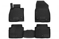 Коврики в салон (черный полиуретан) Format FORMAT.CARMZD00025h Mazda 6 2012-