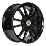 Диск колесный X'trike X-129 6.5xR16 4x98 ЕТ35 ЦО58.5 черный 74335
