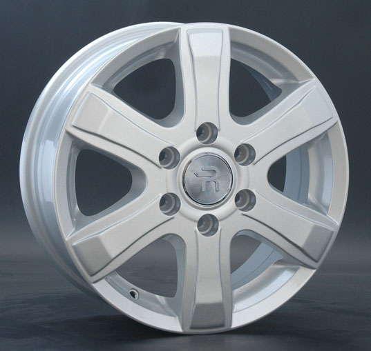 Диск колесный Replay VV74 7xR17 5x120 ET55 ЦО65,1 серебристый 018937-070029006
