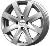 Диск колесный Carwel Волго 208 6xR15 4x100 ET46 ЦО54.1 серебристый металлик 101852