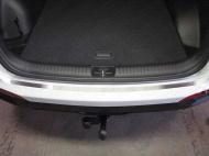 Накладка на задний бампер TCC HYUNCRE16-12 Hyundai Creta 2016-