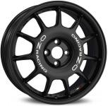 Диск колесный OZ Leggenda 7xR17 4x100 ET42 ЦО68.0 черный матовый W01872201N8