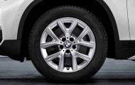 Зимнее колесо в сборе R17 Y-Spoke 574 (Pirelli Winter Sottozero 3 нешип) 36112409011 для BMW X1 (F48) 2015-