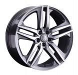 Диск колесный Replay V80 8xR19 5x108 ET42.5 ЦО63.3 серый глянцевый с полированной лицевой частью 081190-040047006