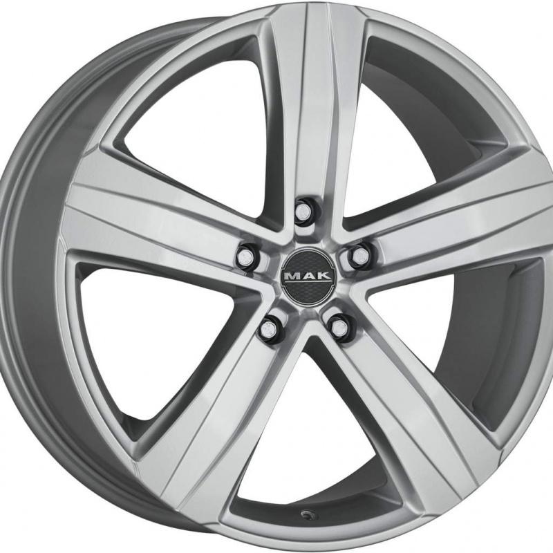 Диск колесный MAK Stone 5 T 8,5xR19 5x127 ET50 ЦО71,6 серебристый F85905NSI50C4YX