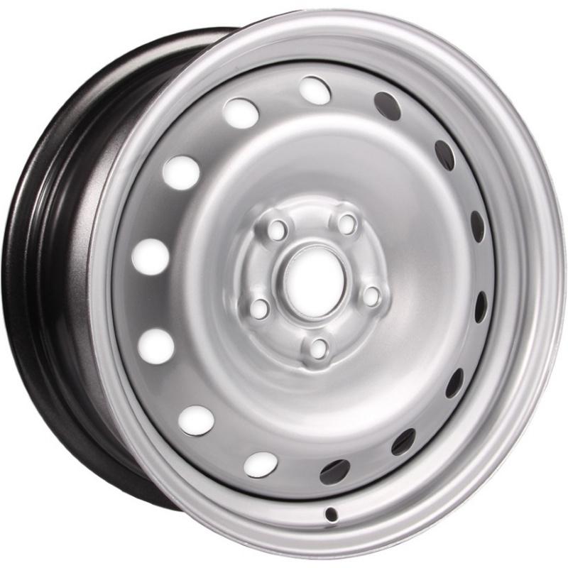 Диск колесный Евродиск 75J50Y ED 6,5xR16 5x114,3 ET50 ЦО66,1 серебристый  9304669