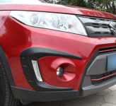 Защитные накладки - бумеранги на противотуманные фары Biaoge для Suzuki Vitara 2015 -