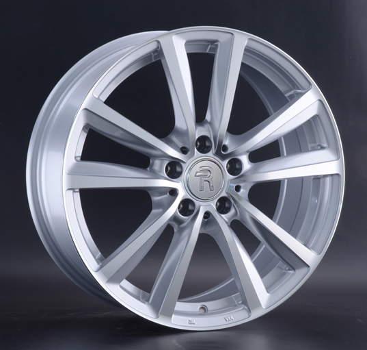 Диск колесный REPLAY MR221 7,5xR18 5x112 ET44 ЦО66,6 серебристый с полированной лицевой частью 045980-160060011