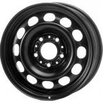 Диск колесный BANTAJ 6,5xR15 5x114,3 ET43 ЦО66,1 черный BJ7305