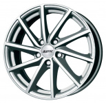 Диск колесный Alutec Singa 6,5xR16 5x112 ET41 ЦО57,1 серебристый SIN65641V21-0