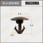 Клипса автомобильная (автокрепеж), уп. 50 шт. Masuma KJ-2546