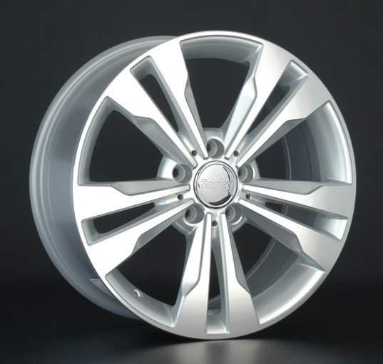 Диск колесный REPLAY MR131 8,5xR19 5x112 ET38 ЦО66,6 серебристый с полированной лицевой частью 036367-070060006