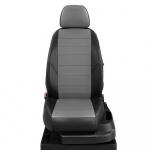 Чехлы на сиденья AVTOLIDER1 из экокожи Toyota Hilux 8 2015-н.в.