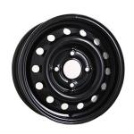 Диск колесный Mefro/Аккурайд LD515001B 6xR15 4x100 ЕТ50 ЦО60.1 черный LD515001B