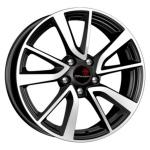 Диск колесный Remain R162 7xR17 5x114.3 ЕТ45 ЦО60.1 алмаз черный 16202AR