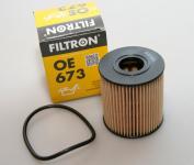 Фильтр масляный CITROEN-PEUGEOT 1109AH (  FILTRON ) для Citroen C4 Седан 2013 - 2016
