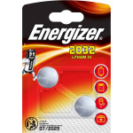 Улучшенная миниатюрная батарейка Energizer Ultimate Lithium E301319400 CR2025 2шт/блист