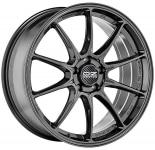 Диск колесный OZ Hyper GT HLT 11xR20 5x112 ET55 ЦО75.0 серый темный глянцевый W01A36200T6