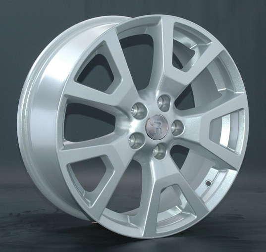 Диск колесный Replay NS85 7xR18 5x114,3 ET45 ЦО66,1 серебристый 035223-990010010
