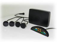 Парктроник (4 черных датчика, светодиодный дисплей) KIA R980099009 для KIA K5 (3G) 2020-