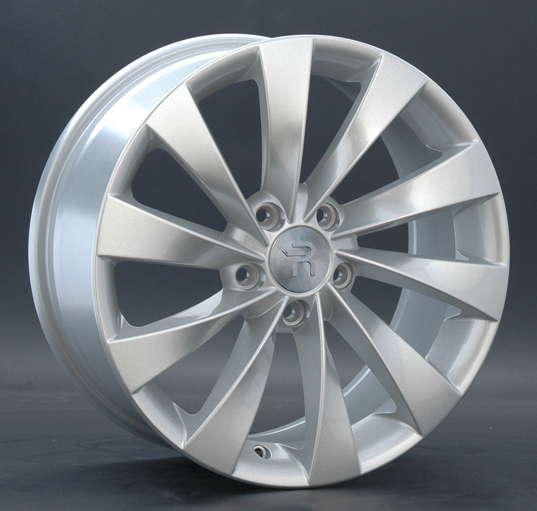 Диск колесный Replay FD102 7xR17 5x108 ET50 ЦО63,3 серебристый 029927-070132003