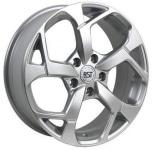 Диск колесный RST R067 7xR17 5x114.3 ET47 ЦО67.1 серый с полированной лицевой частью rd833553