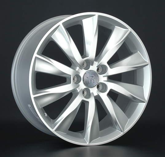 Диск колесный REPLAY JG5 8,5xR20 5x108 ET45 ЦО63,4 серебристый 043396-990203015