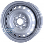 Диск колесный Magnetto 13001 S AM new 5xR13 4x98 ET35 ЦО58,5 серебристый 13001 S AM new