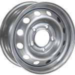 Диск колесный LADA 5x16 5x139 ET58 ЦО98,1 серебристый 21214-3101015-15